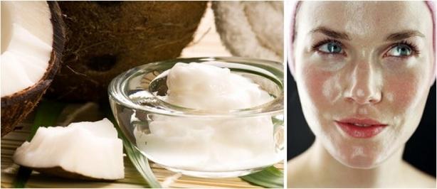 кокосовое масло для кончиков
