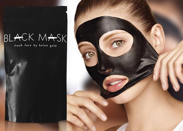 аспирин маска лица от черных точек